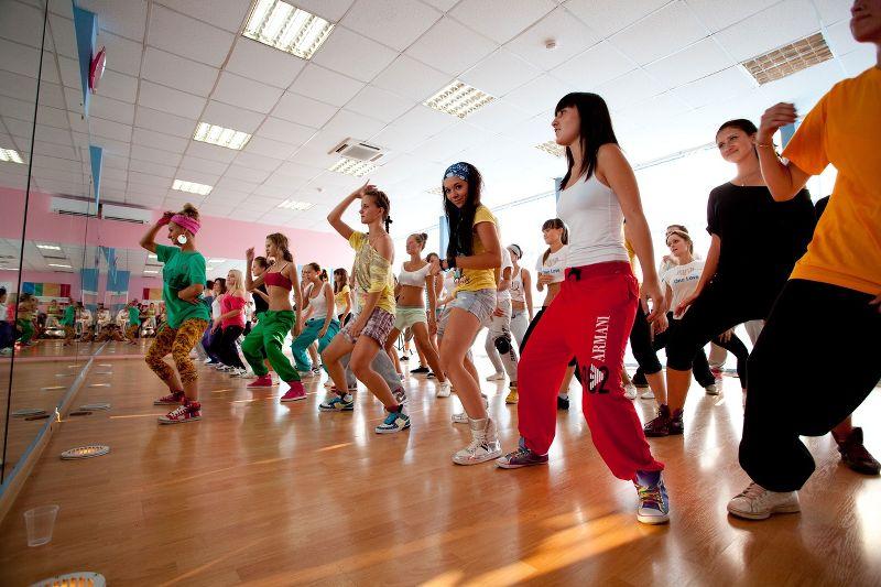 Абонемент на танцы